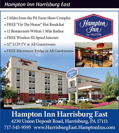 Hampton Inn Harrisburg East