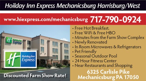 Holiday Inn Express Mechanicsburg Harrisburg/West