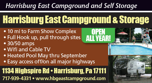 Harrisburg East Campground and Storage