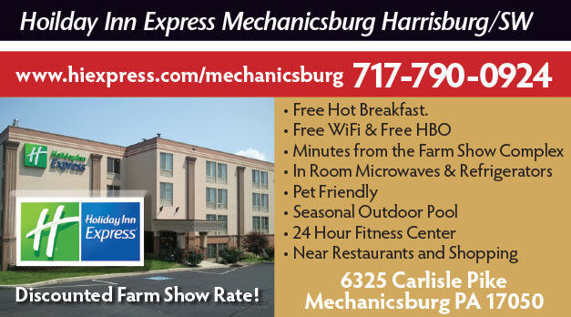 Holiday Inn Express Mechanicsburg Harrisburg/SW