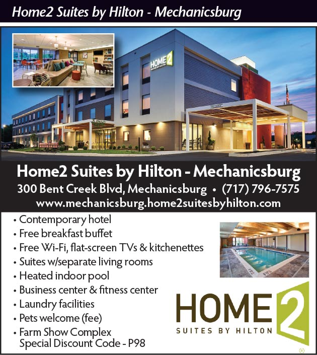 Home2 Suites by Hilton - Mechanicsburg