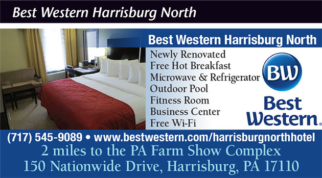 Best Western Harrisburg North
