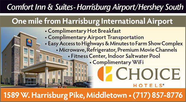Comfort Inn and Suites - Harrisburg Airport / Hershey South
