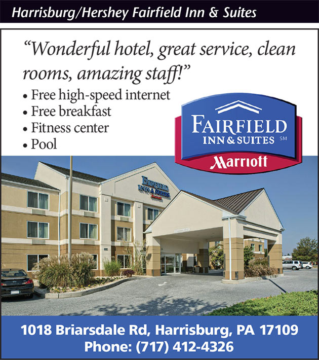 Harrisburg / Hershey Fairfield Inn and Suites