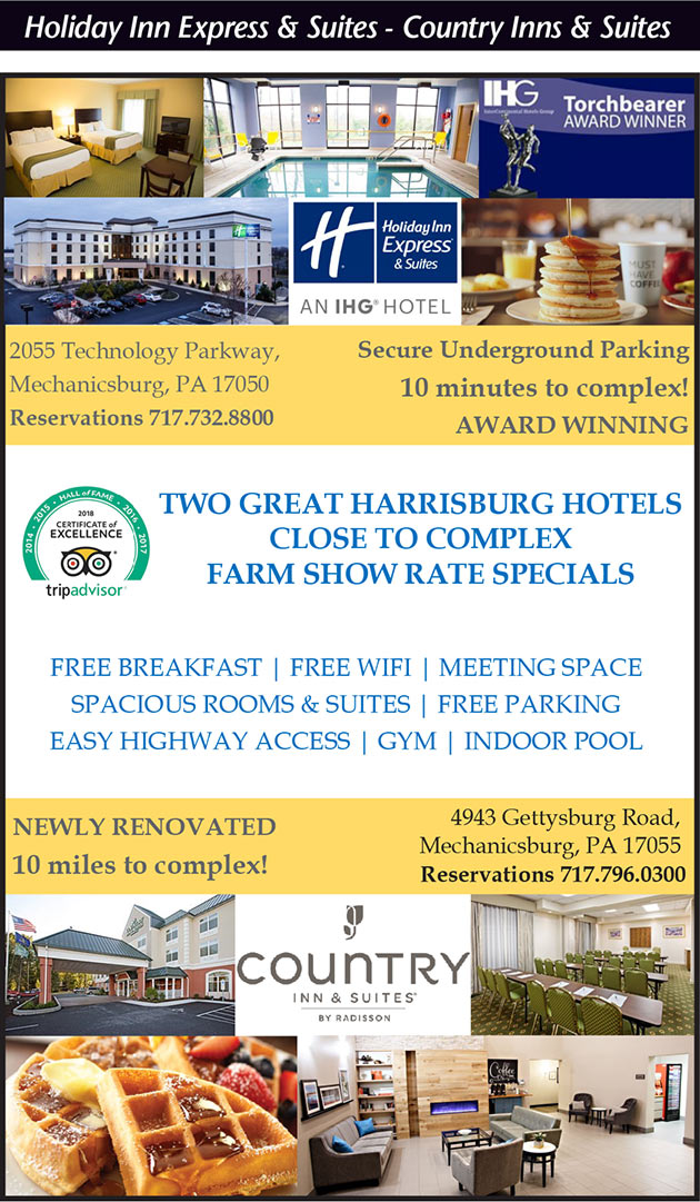 Holiday Inn Express and Suites - Country Inns and Suites